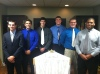 14 Men Associate with Lambda Chi Alpha in Fall of 2011